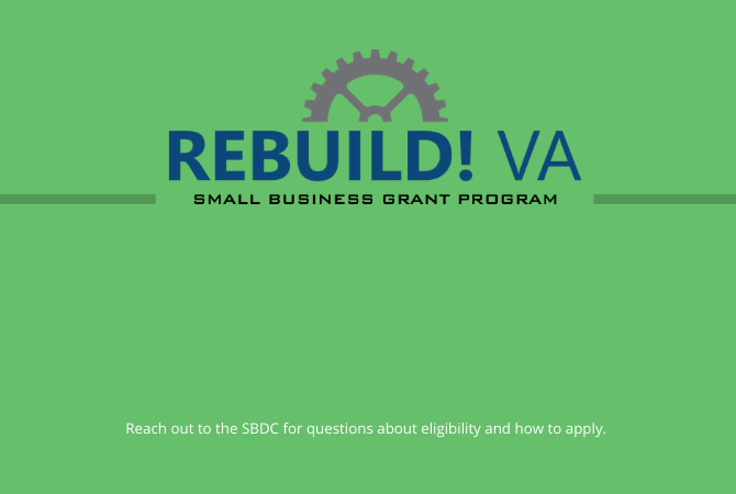 Rebuild Virginia program